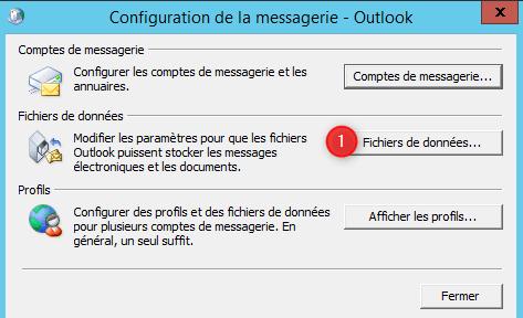 Configuratiion email