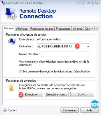 Configuration client