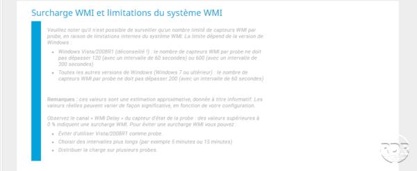 Alerte WMI