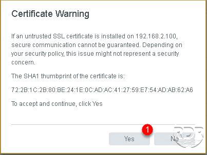 Valider l'alerte