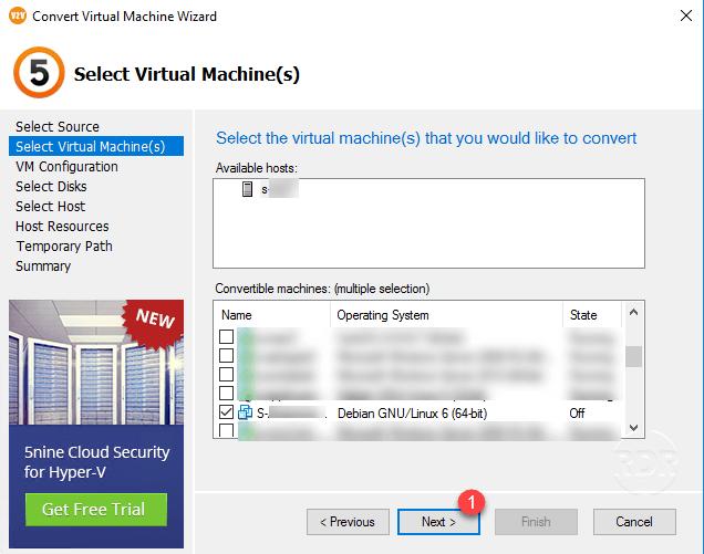 Convert Vmdk To Vhdx Tool