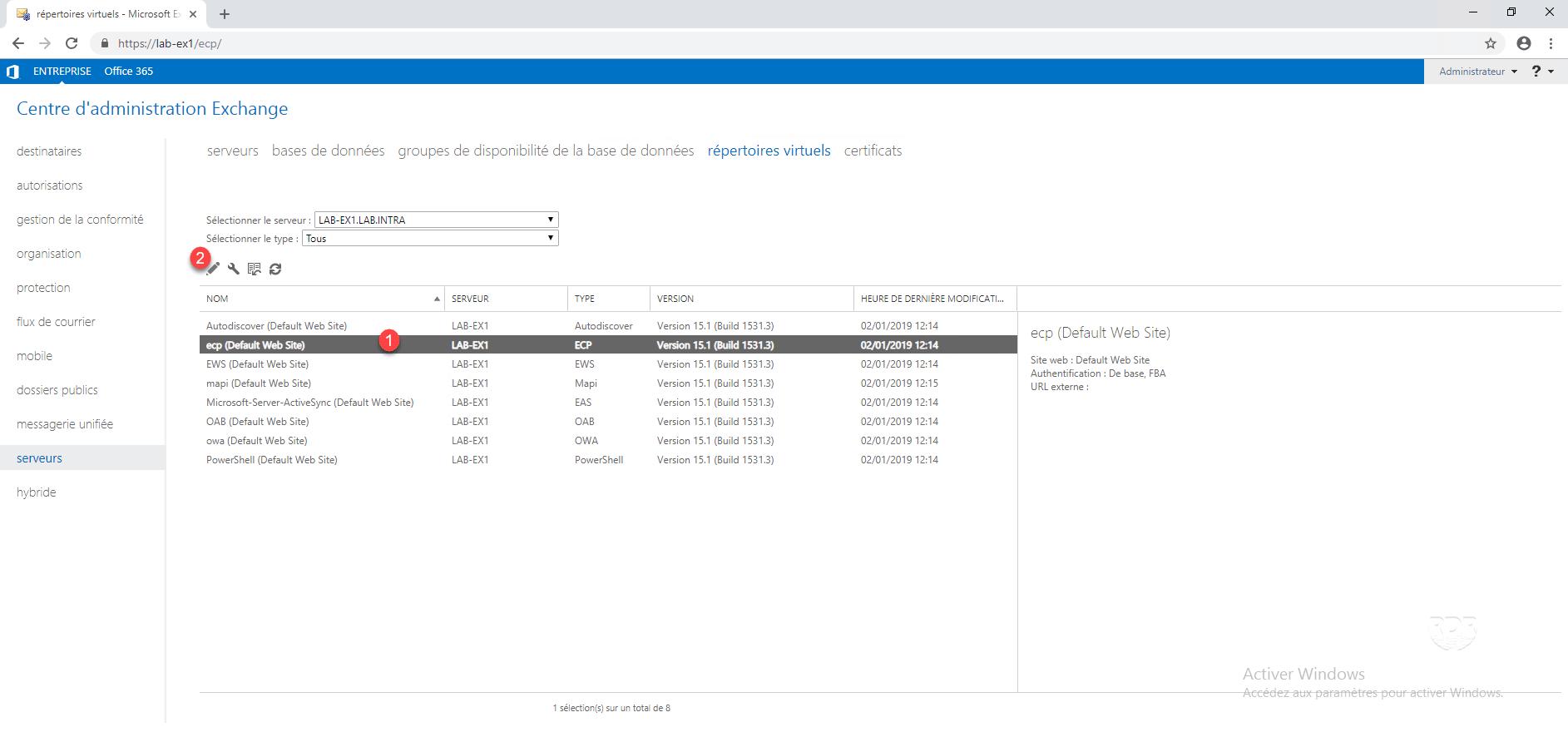 Powershell Get Virtual Directory