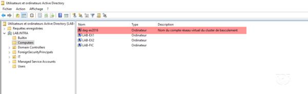 Active Directory computer