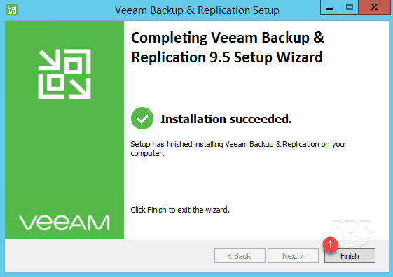 Update finished