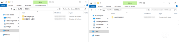 Folder database