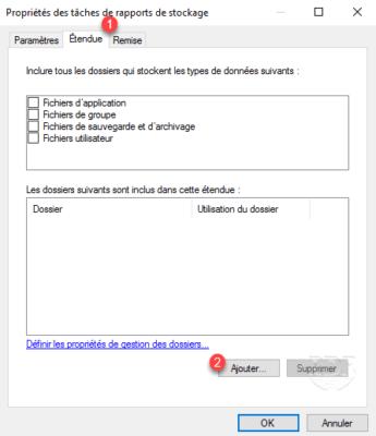 Configure location
