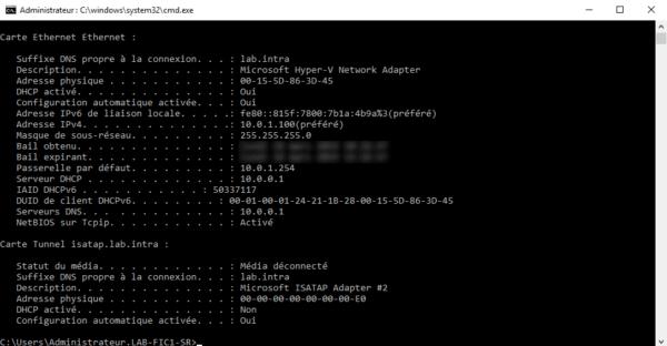 computer ip configuration