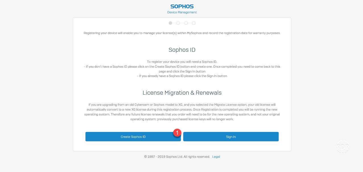 how to allow a website through sophos firewall