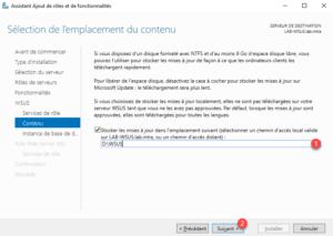 Configure folder