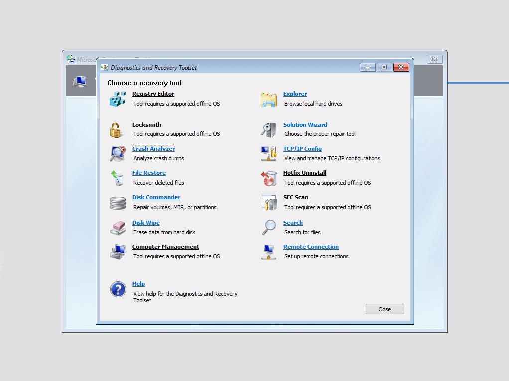 DaRT Tools
