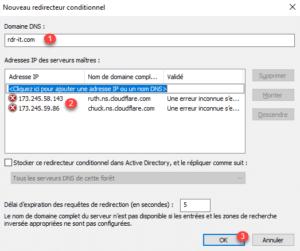 redirector config