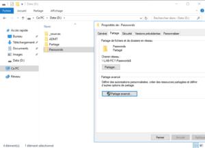 dossier partagé / shared folder