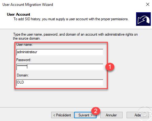 Account administrator