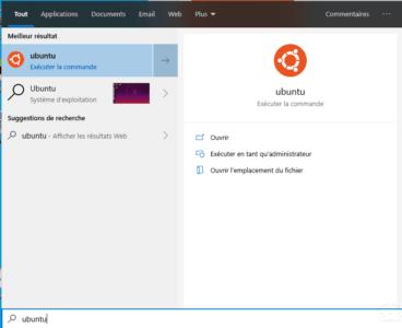 Start folder ubuntu