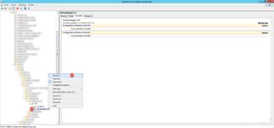 Modifier la GPO RemoteApp / Modify the RemoteApp GPO