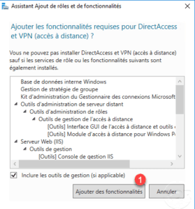 Dépendances pour le serveur VPN / Dependencies for the VPN server