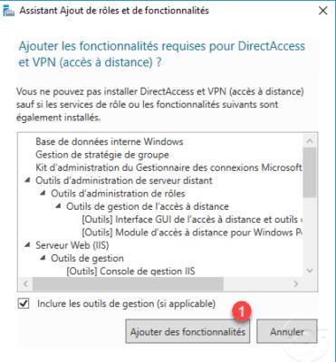Dépendances pour le serveur VPN / Dependencies for the VPN server