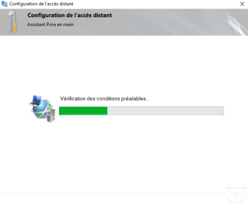 Check configuration for DirectAccess