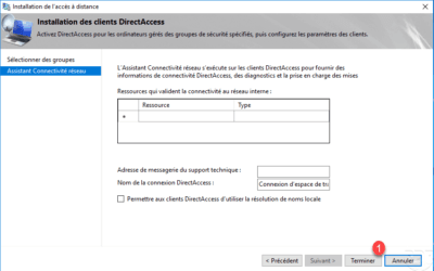 Valid DirectAccess config
