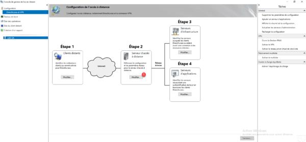 Edit DirectAccess config