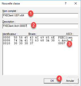 Configure class