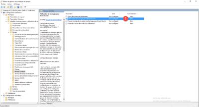 Edit parameter