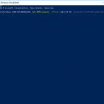 Hyper-V : enable nested virtualization