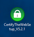 Certify The Web Installer