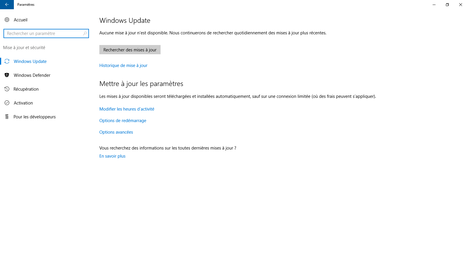 Windows Server 10/10  disable automatic updates   RDR IT
