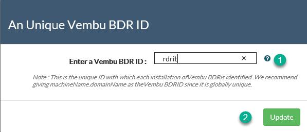 Definition ID vembu