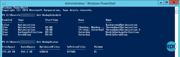Commande PowerShell