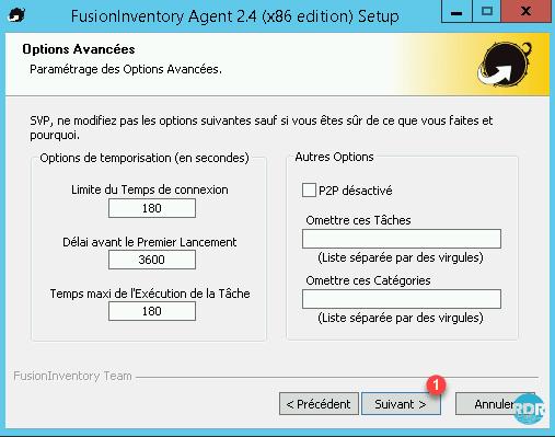 Configuration agent
