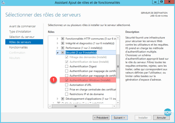 GLPI SSO : prerequis Authentification Windows