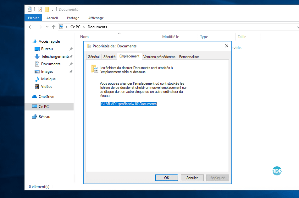 Windows 10 : suppression du mode en hors ligne