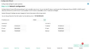 MSA 2040/2050 Configuration - RDR-IT