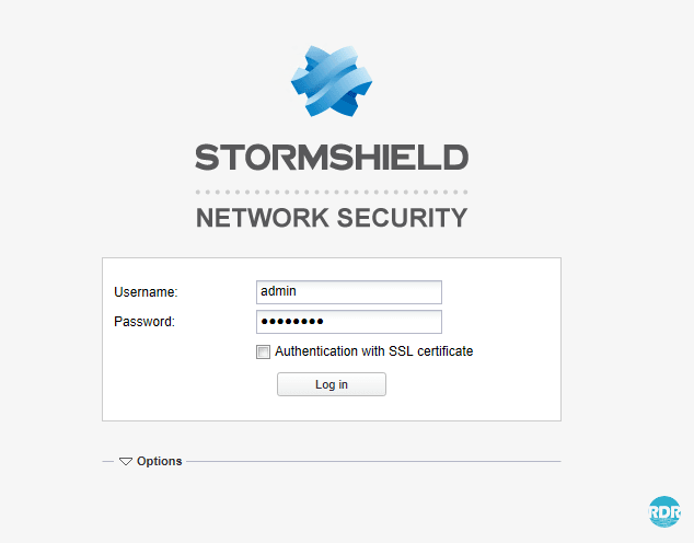 Stormshield: url filtering https without decryption - RDR-IT