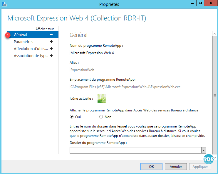 How to deploy a rds farm Windows 2012R2/2016/2019 - Publish