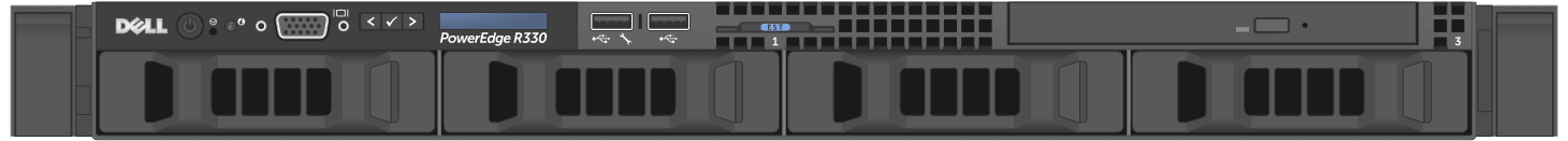 dell-poweredge-rackservers_R330-4D-Front-Open-Hot-Swap