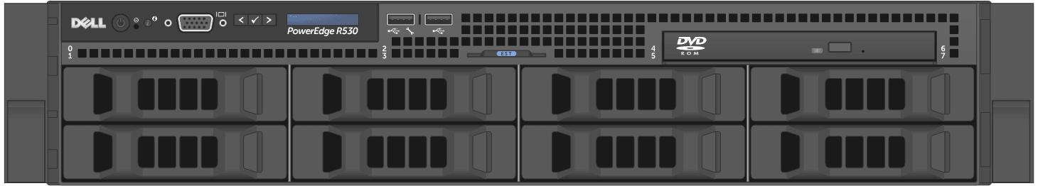 dell-poweredge-rackservers_R530-Front-Open