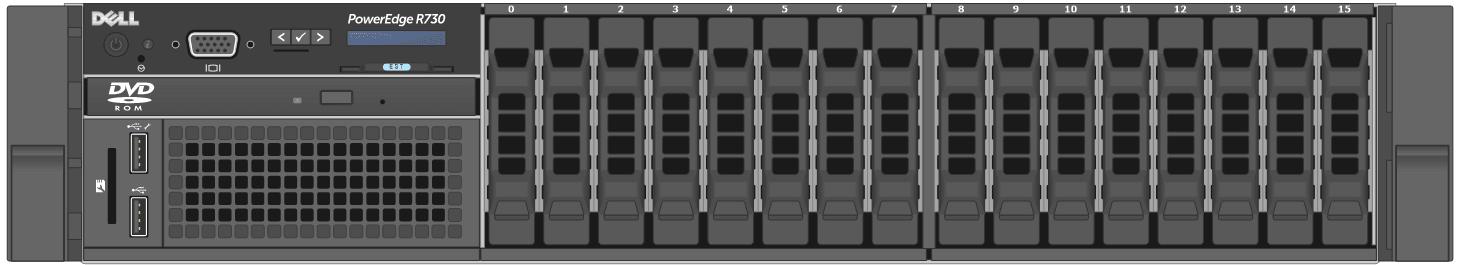 dell-poweredge-rackservers_R730-16D-Front-Open