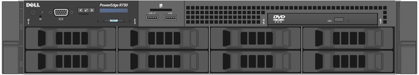 dell-poweredge-rackservers_R730-8D-Front-Open
