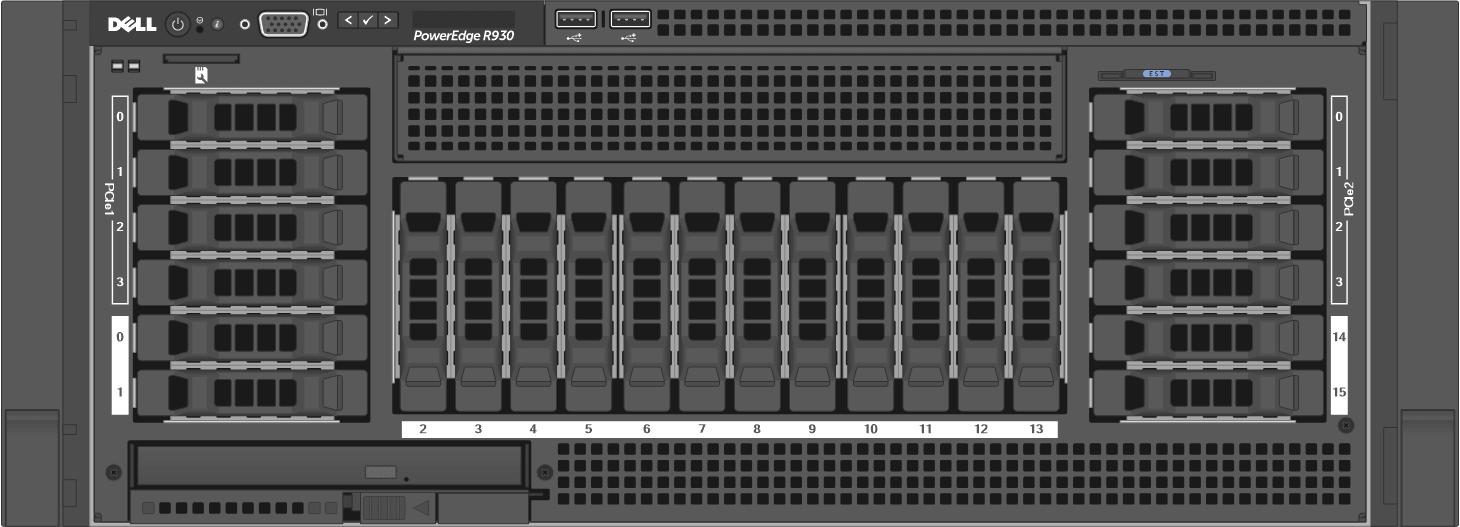 dell-poweredge-rackservers_R930-16D-8D-Front-Open