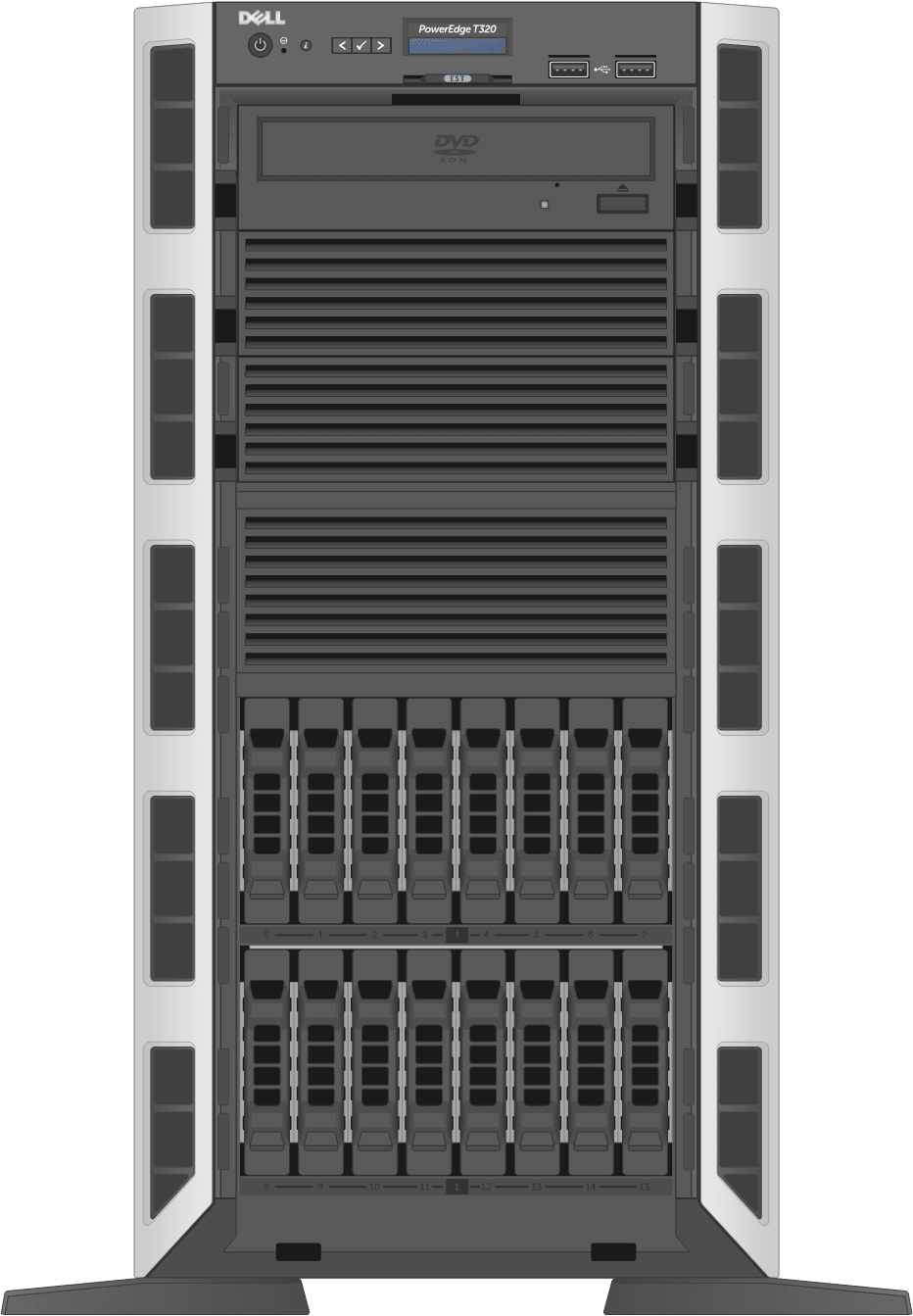 dell-poweredge-towerservers_T320-Front-Open