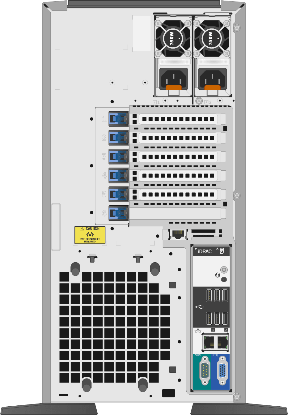 dell-poweredge-towerservers_T420-Rear