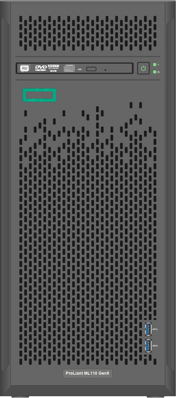 hpe-proliant-ml_ML110-Gen9-front
