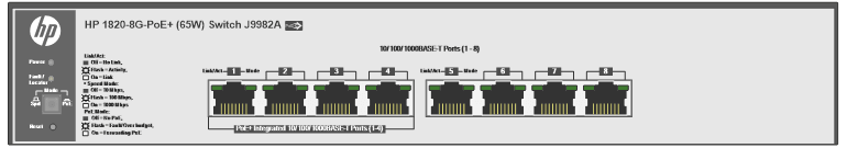 hpe-networking-1xxx-switches_J9982A-1820-8G-PoE-65W-Switch