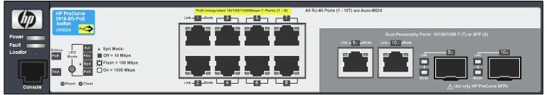 hpe-networking-2xxx-switches_J9562A-2915-8G-PoE-front