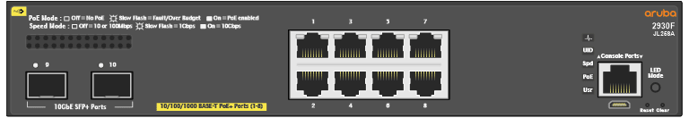 hpe-networking-2xxx-switches_JL258A-Aruba-2930F-8G-PoE-2SFP-switch