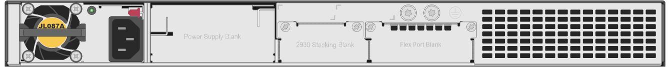 hpe-networking-2xxx-switches_JL322A-Aruba-2930M-48G-PoE-1-slot-Switch-rear